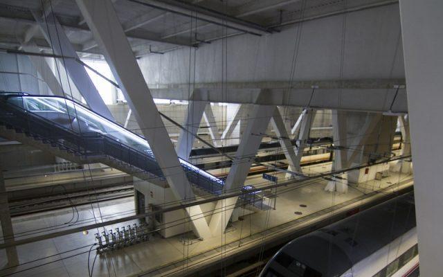 Estación de Urzaiz (Vigo)